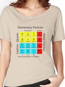 Elementary Particles Women's Relaxed Fit T-Shirt