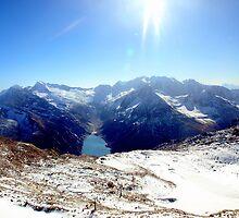 Hintertux Glacier 1 by Mathias Karrer