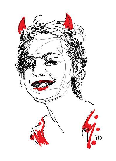 I Devil You! by Tatiana Ivchenkova