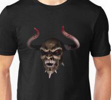 Horned Evil Unisex T-Shirt