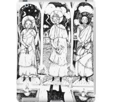 Abbot Thomas iPad Case/Skin