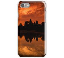 Angkor Wat Sunrise iPhone Case/Skin