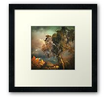 Tree of Confusion Framed Print