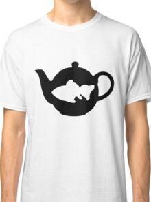 Goldfish Teapot Classic T-Shirt