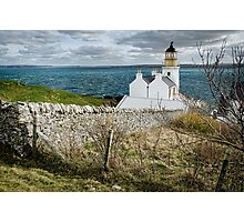Scrabster Lighthouse Photographic Print