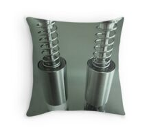 Industrial S&P Throw Pillow