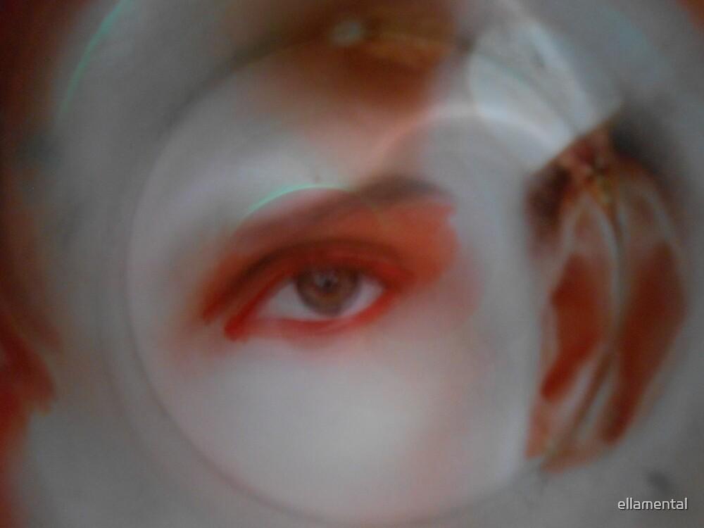 In The Eye Of My Storm  by ellamental