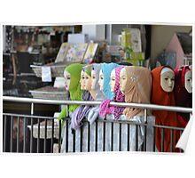 Selling Hijab... Poster