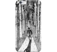 The Empty House iPhone Case/Skin