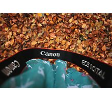 Canon love Photographic Print