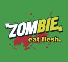 Eat Flesh! by ABC Tee!