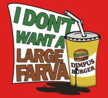 Large Farva! by ABC Tee!