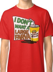 Large Farva! Classic T-Shirt