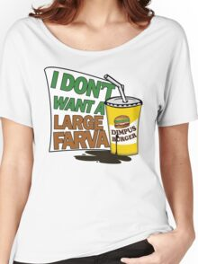 Large Farva! Women's Relaxed Fit T-Shirt