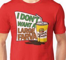Large Farva! Unisex T-Shirt