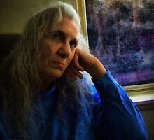 Contemplation in Moonlight by RC deWinter