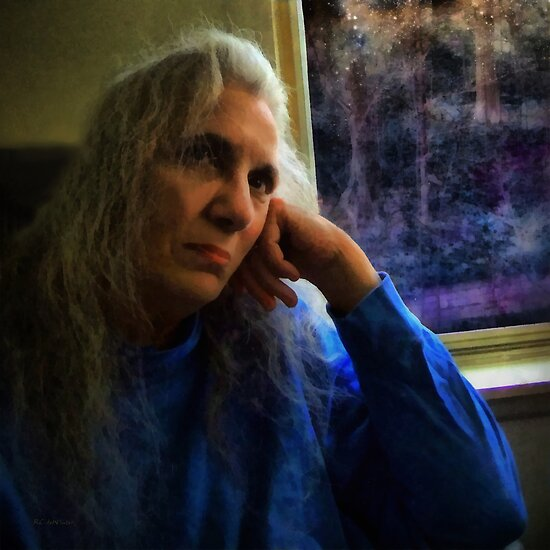 Contemplation in Moonlight by RC deWinter