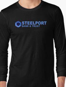 Steelport Bank & Trust Long Sleeve T-Shirt
