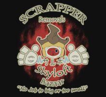 Scrapper One Piece - Long Sleeve