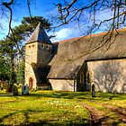 St James Church, Bicknor,Kent by brianfuller75