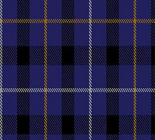 00751 Bank of Scotland Tartan Fabric Print Iphone Case by Detnecs2013