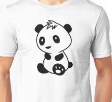 Kawaii Panda Unisex T-Shirt