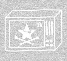 Pirate TV Baby Tee