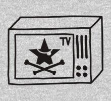 Pirate TV Kids Tee