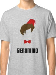 Doctor Who? - Geronimo Classic T-Shirt