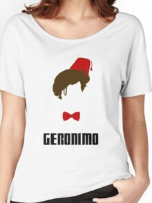 Doctor Who? - Geronimo Women's Relaxed Fit T-Shirt