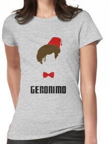 Doctor Who? - Geronimo Womens Fitted T-Shirt