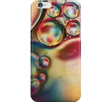 Bubblicious Rainbow Abstract iPhone Case/Skin