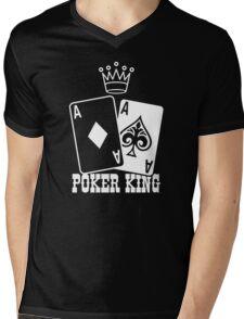 Poker Kind Mens V-Neck T-Shirt