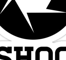 I Shoot RAW Sticker