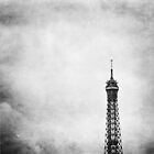 Eiffel Tower, Paris, France by Margaret Morrissey