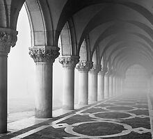The Doges Palace in Venice, Italy by Margaret Morrissey