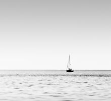 Sailboat by Margaret Morrissey