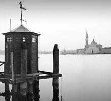 Venetian Hut, Venice, Italy by Margaret Morrissey