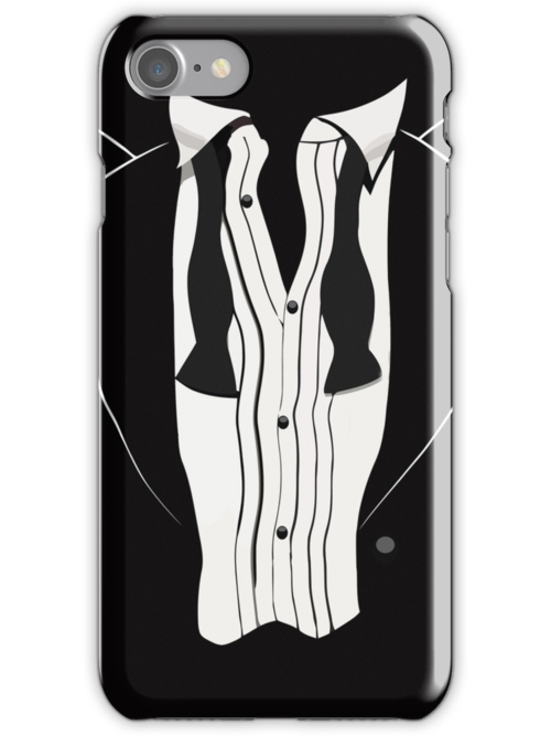 Gangnam Style Tuxedo Suit iPhone 5 Case / iPad Case / Samsung Galaxy Cases   by CroDesign