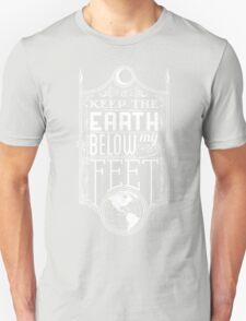 Mumford Typography (earth) Unisex T-Shirt
