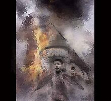 Napalm On Windmill by edend