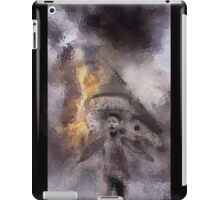 Napalm On Windmill iPad Case/Skin
