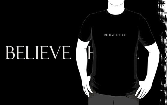 Believe the lie V2 by MorganBlack
