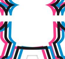 I Robot 3d Sticker