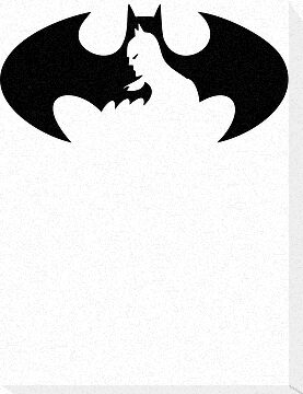 Batman Logo by thevillain