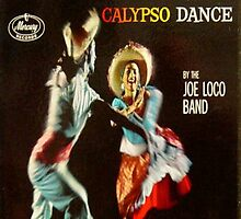 CALYPSO DANCE, 1950'S ALBUM COVER by Vintaged