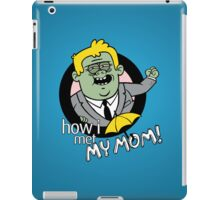 Regular Bro iPad Case/Skin