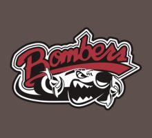 Bombers Tee by SmittyArt