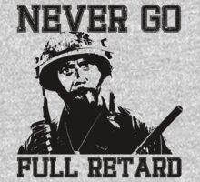 Never Go Full! | Unisex T-Shirt