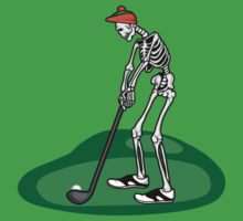 Golf After Death by SmittyArt